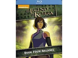 LEGEND OF KORRA:BOOK FOUR BALANCE