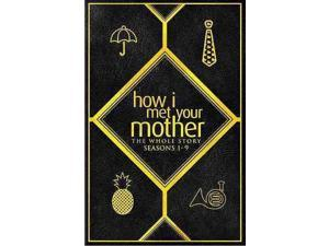 HOW I MET YOUR MOTHER:WHOLE STORY