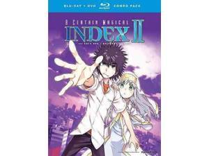 CERTAIN MAGICAL INDEX II:SSN 2 PT 1