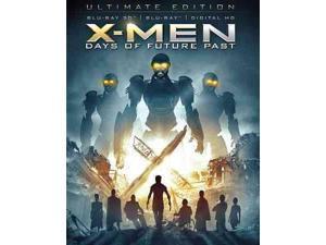 X MEN:DAYS OF FUTURE PAST 3D