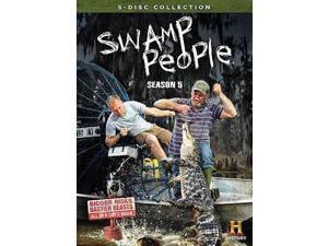 SWAMP PEOPLE:SEASON 5