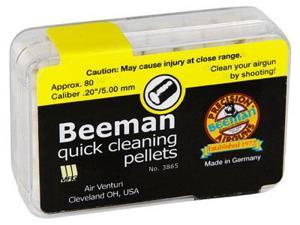 Beeman Quick Cleaning Pellets .20 Cal, 80ct