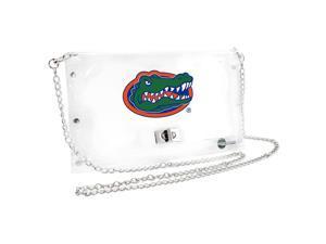 Florida Gators NCAA Clear Envelope Purse