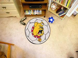 Fanmats Ferris State University Bulldogs Soccer Ball