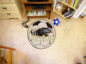 Fanmats University of Wisconsin - Milwaukee Panthers Soccer Ball