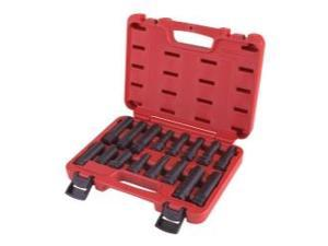 16 Piece Master Wheel Lock Key Set