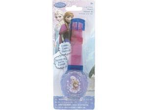 Frozen Lip Gloss Watch Case Pack 6