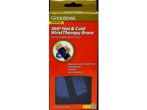 Good Sense 360 Hot & Cold Wrist Therapy Brace 1 Ct Case Pack 24