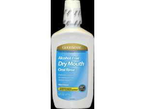 Good Sense Alcohol Free Dry Mouth Oral Rinse Mint 16 oz. Case Pack 6