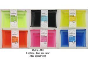 Meshed Up 3 Pack Pouches Case Pack 24