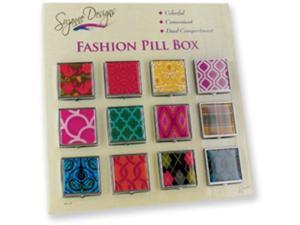 Fashion Pill Box Case Pack 36