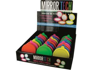 MIRROR TECH SILICONE COMPACT MIRROR Case Pack 48