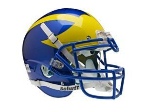 Delaware Fightin' Blue Hens Schutt XP Authentic Full Size Helmet