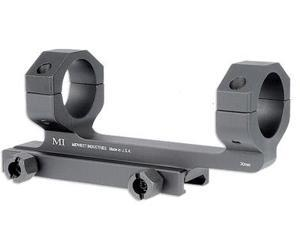 MIDWEST 1.0 INCH SCOPE MOUNT BLK