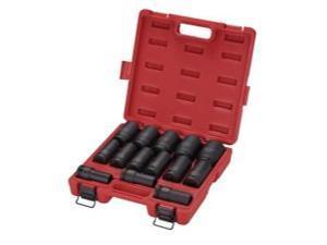 4638 3/4 in. Drive 14 Piece SAE Deep Impact Socket Set