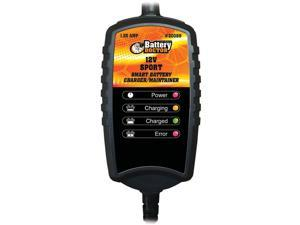 BATTERY DOCTOR 20069 Battery Doc(R) 12-Volt 1.25-Amp Sport CEC Charger/Maintainer