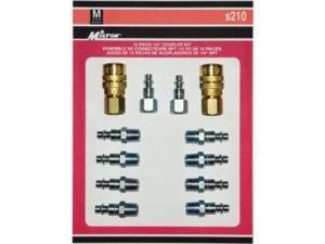 12 Piece M-Style Coupler Kit
