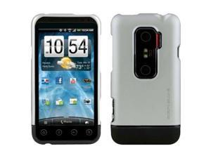 Body Glove Slide-On Case for HTC EVO 3D - Silver/Black