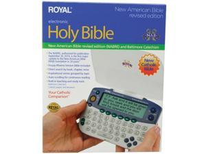 ROYAL 39155W NAB1 Electronic Bible