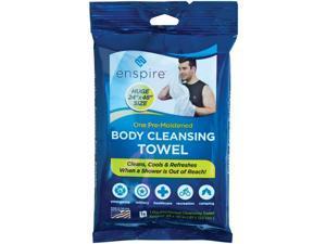 ENSPIRE E2X41 2ft x 4ft Body Cleansing Towel