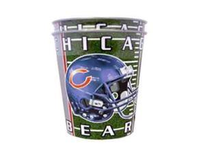 Chicago Bears 2 pk 16 oz Metallic Cups Case Pack 12
