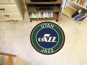 Fanmats NBA - Utah Jazz Roundel Mat