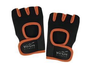 VIVI LIFE PF-V8310-ORG Workout Gloves (Orange)