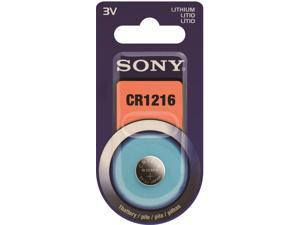 Sony CR1216, Lithium Coin Case Pack 100