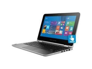 "HP Pavilion 13-s120nr Laptop- Intel Core i3 6100U 2.3 GHz, 4 GB memory, 500 GB HDD, 13.3"" Display, Windows 10 Home 64-Bit - M1X01UA#ABA"