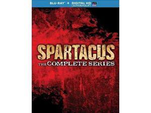 SPARTACUS:COMPLETE COLLECTION