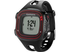 Garmin 010-01039-00 Forerunner 10 Black & Red Running