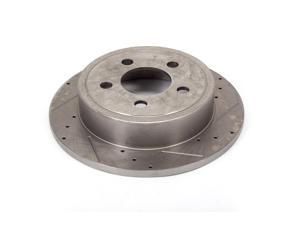 Alloy USA This pair of drilled and