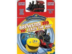 CHUGGINGTON:BREWSTER LEADS THE WAY