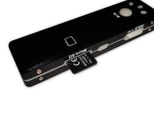 DVR Hidden Wireless Nanny Camera MicroSD Spy Cam - CCTV