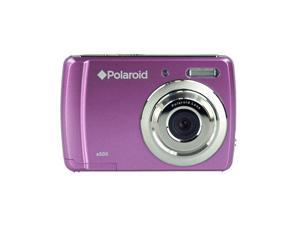 Polaroid 5MP Digital Camera- Violet