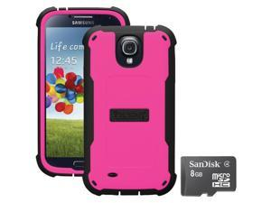 Trident S4 Cyclops Case Pink With Scandisk Micro Sd 8gb