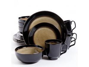 Gibson 92059.16 Dinnerware Set Bella Galleria Series Round 16pc