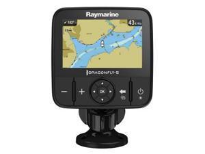 Raymarine Dragonfly 5M GPS w/US Lakes, Rivers & Coastal Maps by C-MAP