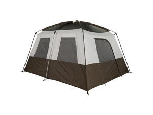 Camp Creek, Two-Room Camping Tent, Sage/Rust