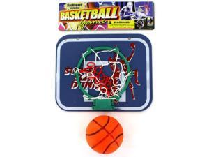 Basketball Game with Backboard (Case of 96)