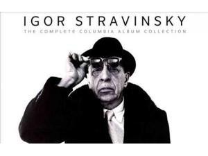 IGOR STRAVINSKY:COMPLETE ALBUM COLLEC