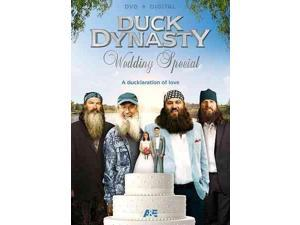 DUCK DYNASTY:WEDDING SPECIAL