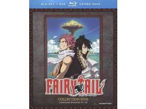 FAIRY TAIL:COLLECTION FIVE