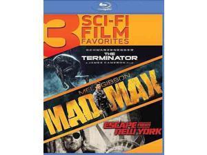 TERMINATOR/MAD MAX/ESCAPE FROM NEW YO