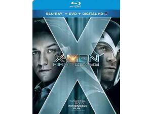 X-Men First Class [Blu-ray]