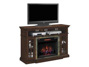 Bell'O Media Mantel-Fireplace AV Stand