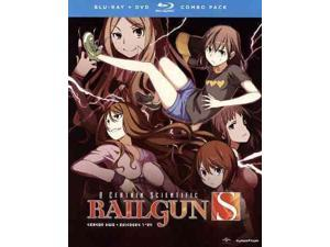 CERTAIN SCIENTIFIC RAILGUN:SEASON 2