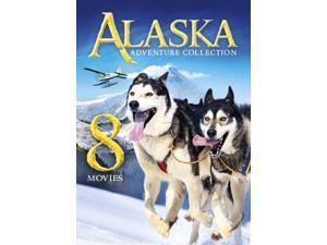 8 MOVIES ALASKA ADVENTURE PACK:VOL 2