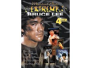 MARTIAL ARTS EXTREME:BRUCE LEE 4PK SE