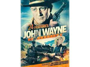 24 FEATURES:JOHN WAYNE COLLECTION